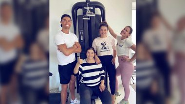Cristiano Ronaldo's Sister Shares Picture of Old House Family Stayed During Struggling Years, Says 'Was Bitten by Rat'