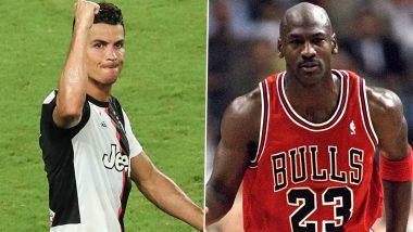 'Competetive' Cristiano Ronaldo Is Similar to Michael Jordan, Says Former Sporting CP Team-Mate Rodrigo Tello