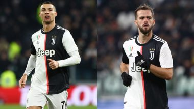 Juventus vs Lecce, Serie A 2019–20: Cristiano Ronaldo, Miralem Pjanic and Other Players to Watch Out in JUV vs LCE Football Match