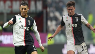 Juventus Forward Paulo Dybala Voted Serie A Most Valuable Player Ahead of Cristiano Ronaldo