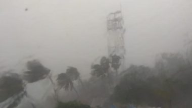 Cyclone Nisarga Landfall: Flight Operations Suspended at Mumbai's CSI Airport Till 7 PM