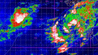 Cyclone Nisarga Advances Towards Maharashtra Coast, 1st Cyclonic Storm To Make Landfall Along Coastal Areas of State in June