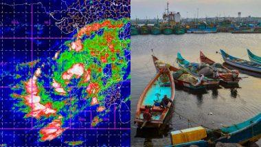 Cyclone Nisarga: Fishermen Advised Not to Venture Into Southeast Arabian Sea, Lakshadweep And Coastal Areas of Karnataka, Goa, Kerala During Next 48 Hours