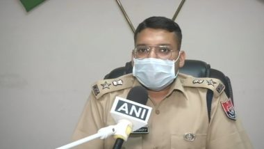 Suicide and Domestic Violence Cases Increased During COVID-19 Lockdown in Ludhiana, Says DCP Akhil Chaudhary