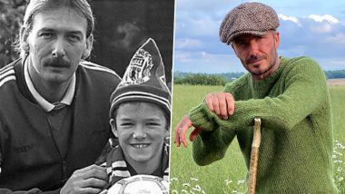 David Beckham Wishes Dad Happy Father's Day 2020 With a Heartfelt Post on Instagram (See Picture)