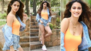 Disha Patani Playing the Denim on Denim Style Card Is All Kinds of Hip, Hot and Happening in These Throwback Pictures!