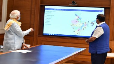 PM Narendra Modi Launches 'CHAMPIONS', ITC-Based Technology Platform, to Solve Grievances of MSMEs