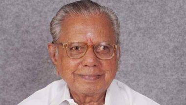 KN Lakshmanan Dies: PM Modi Expresses Grief Over Demise of Former Tamil Nadu BJP President