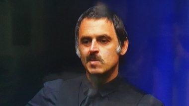 Ronnie O'Sullivan Compared to Freddie Mercury and El Chapo After His Coronavirus Lockdown Handlebar Moustache