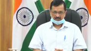 Delhi CM Arvind Kejriwal Meets 13-Year-Old Rape Survivor at AIIMS, Announces Rs 10 Lakh Compensation to Her Family