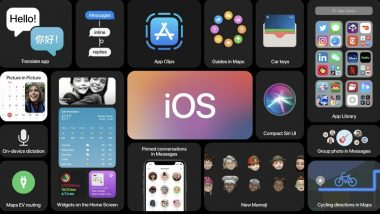 WWDC20: Apple Showcases iOS 14, iPadOS 14 and More With Next-Gen Tools in COVID-19 Times