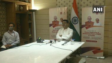 Dharmendra Pradhan, Naveen Patnaik Inaugurate Indian Oil's PADC in Odisha
