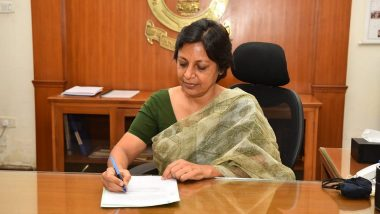 Vini Mahajan Appointed First Woman Chief Secretary of Punjab