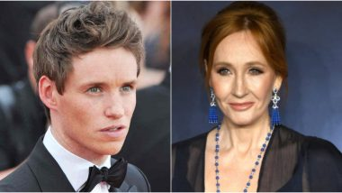 Fantastic Beasts Star Eddie Redmayne Takes a Clear Stand on J K Rowling's Transphobia Row, Says 'I Disagree With Jo'
