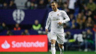 Eden Hazard Injury Update: Real Madrid Star Could Feature Against Elche After Returning to Training