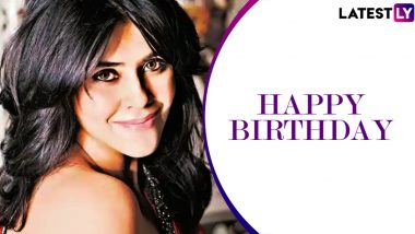 Ekta Kapoor Birthday Special: From Kyunki Saas Bhi Kabhi Bahu Thi to Naagin, Path-Breaking Shows of the Soap Queen that Are Amazing and Entertaining