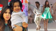 Ekta Kapoor's Son Ravie Dances on Allu Arjun and Pooja Hegde's Hit Song 'Butta Bomma' (Watch Video)