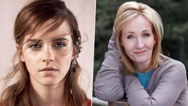 Harry Potter Actress Emma Watson Takes a Stand Against JK Rowling's Transphobic Tweets