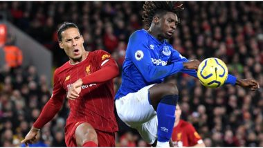 Everton vs Liverpool, Premier League 2019–20 Free Live Streaming Online: How to Watch Merseyside Derby EPL Match Live Telecast on TV & Football Score Updates in Indian Time?