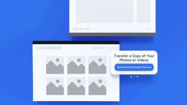 Facebook's Google Photo Transfer Tool Now Available for Everyone; How to Transfer Photos from Facebook to Google Photos