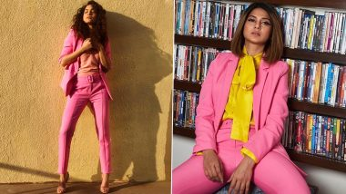 Fashion Face-Off: Ankita Lokhande or Jennifer Winget? Who Wore the Cover Story Pink Separates Better?
