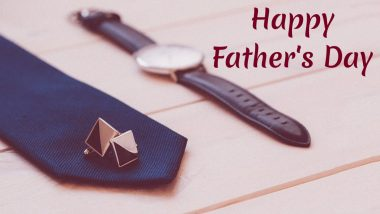 Father's Day 2020 Gift Ideas For All Budgets: From Bike to Cufflinks to Greeting Cards, Here's a List of Gifts You Can Surprise Your Dad With!