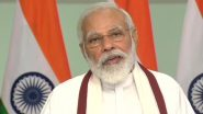 Digital Health ID Will be Used to Ensure COVID-19 Immunisation, Says PM Narendra Modi; Know All Details About The System That Will Ease Access to Medical Services
