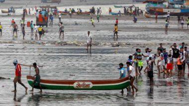 Cyclone Nisarga Update: BMC Makes 35 Schools as Temporary Shelters for Mumbaikars