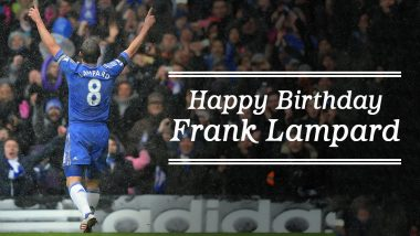 Frank Lampard Birthday Special: From a Spectacular Against Barcelona to Audacious Chip vs Hull City, Top 10 Goals of the Chelsea and England Legend