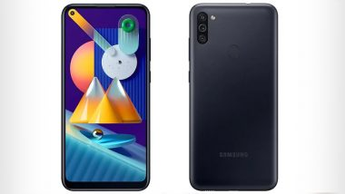 Samsung Galaxy M11 Smartphone Now Receiving Latest Android 11 Based One UI 3.1 Core OS Update