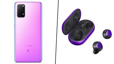 Samsung Galaxy S20 Galaxy Buds Bts Editions Launched In India Check Prices Features Variants Specifications Latestly