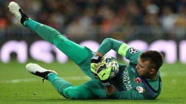Uruguay and Galatasaray Goalkeeper Fernando Muslera Suffers Double Leg Fracture During Galatasaray vs Rizespor Match