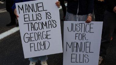 US: Mayor of Tacoma Victoria Woodards Orders Firing of Four Officers for Restraint Death of Manuel Ellis
