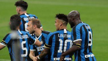 Inter Milan 2–1 Sampdoria, Serie A 2019–20 Match Result: Romelu Lukaku, Lautaro Martinez on Target as Antonio Conte's Men Secure Comfortable Win