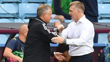 Aston Villa 0-0 Sheffield United, Premier League 2019-20 Match Result: Chris Wilder Fumes After Goalline Technology Mistake Denies Blades