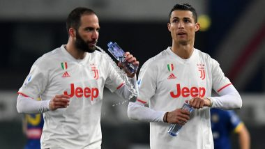 Juventus Announces 22-Member Squad for Serie A 2019–20 Match Against Bologna, Gonzalo Higuain Still Out With Thigh Injury