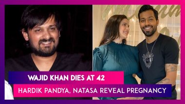 Wajid Khan Of Composer Duo Sajid-Wajid Dies At 42; Hardik Pandya Announces 'Wife' Natasa's Pregnancy