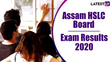 SEBA HSLC Board Exam Result 2020 Declared: Check and Download Class 10 Result Online at results.sebaonline.org