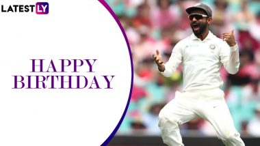 Happy Birthday Ajinkya Rahane: Fans Flaunt Records of India's Test Vice-Captain As He Turns 32