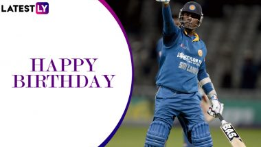 Angelo Mathews Birthday Special: 160 vs England and Other Brilliant Performances by Sri Lankan All-Rounder