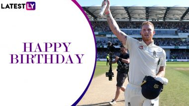 Ben Stokes Birthday Special: Lesser-Known Facts About England All-Rounder