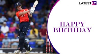 Sam Billings Birthday Special: 87 vs West Indies and Other Top Performances by England Batsman