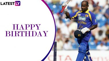 Sanath Jayasuriya Birthday Special: 340 in Colombo and Other Sensational Performances by Legendary Sri Lankan All-Rounder Against India