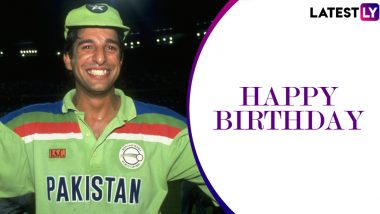 Wasim Akram Birthday Special: 5/21 vs Australia and Other Memorable Performances by the Legendary Pakistan Pacer