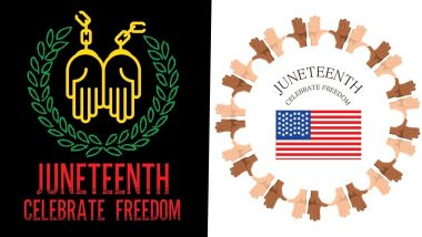 Happy Juneteenth 2020 Wishes Trend Online, Netizens Share Messages, Images and GIFs to Commemorate End of Slavery in the US on Emancipation Day