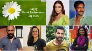 World Environment Day 2020: From Dia Mirza to Ajay Devgn, List of Bollywood Celebs Who Are Working Actively to Protect the Mother Earth