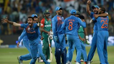 MS Dhoni Asked Me to Bowl It Wide: Hardik Pandya Recalls India's Thrilling Win Over Bangladesh in ICC T20 World Cup 2016