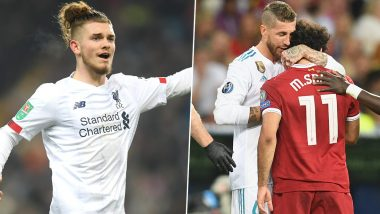 Harvey Elliot Rejected Real Madrid and Sergio Ramos Ahead of Liverpool Move