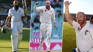 Michael Vaughan Names His 'Greatest Bald XI' in Test Cricket, Hashim Amla, Nathan Lyon Picked in the Team