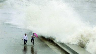 High Tide in Mumbai Today During Cyclone Nisarga: Check Schedule And Timing of High Tide on June 3 as City Braces For Severe Cyclonic Storm